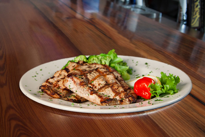 Twin Grilled Chicken Breasts*