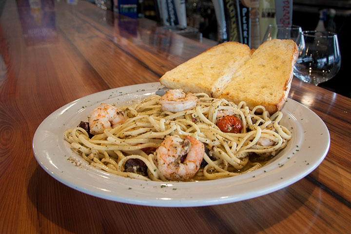 Giusseppe's Shrimp Alla Mediterraneo*