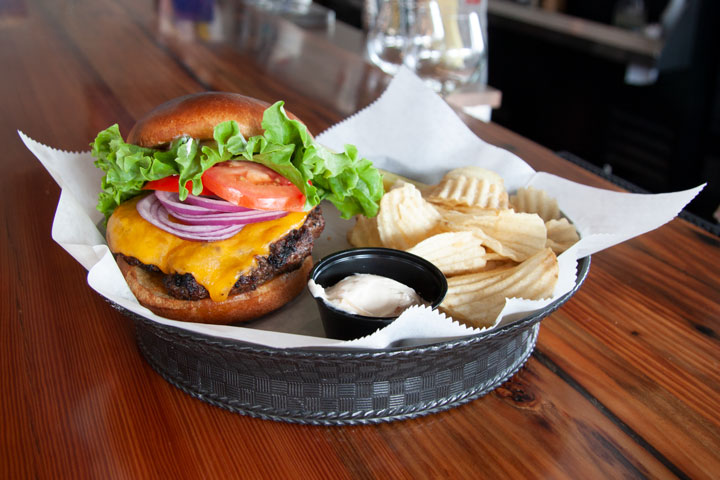 Old 28th Street Burger*